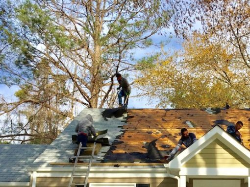Residential Roof Richmond VA, Residential Roof Services, Residential Roof Replacement