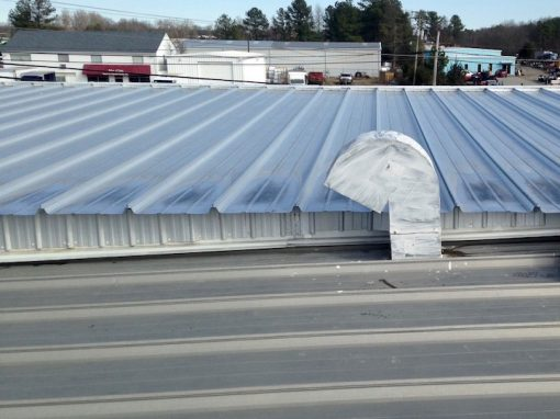 Industrial Roof Repair, Industrial Roof Services, Replace Industrial Roof