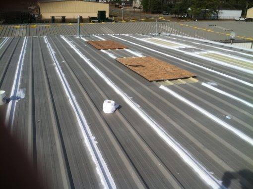 Industrial Roof Restoration, Industrial Roof Services, Fix Industrial Roof