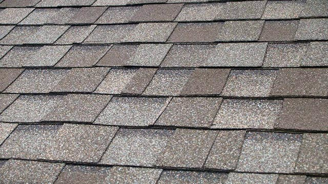 image of composition shingles